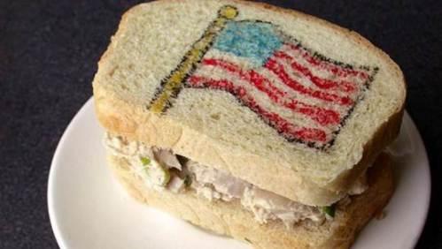 america sandwich