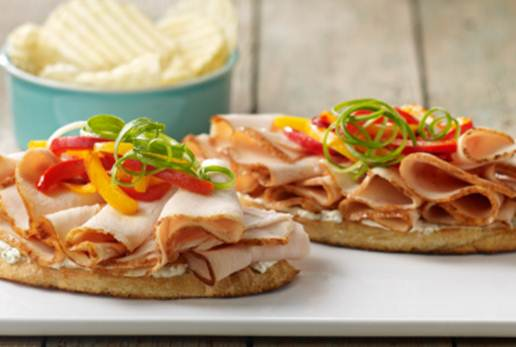 American Sandwich Series: Open faced Sandwiches of America | America ...