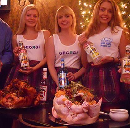 turkey  booze