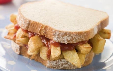 chippy butty