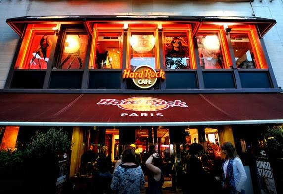 Image result for Hard Rock Cafe france