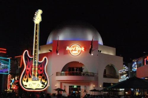 hard rock guitar