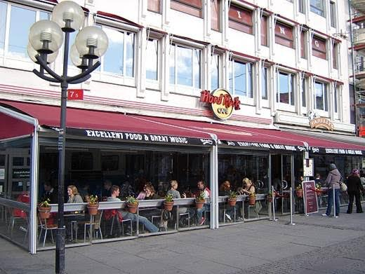 Is There A Hard Rock Cafe In Sweden