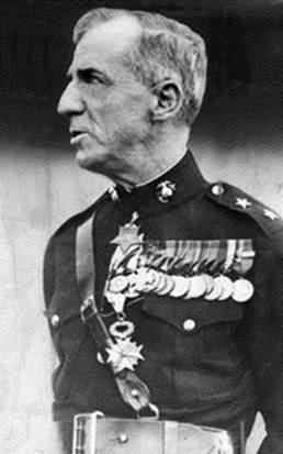 smedley butler medals