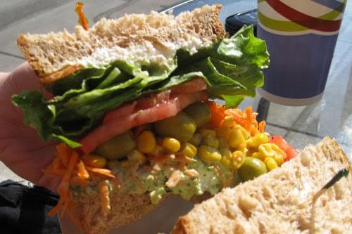 the last sandwich