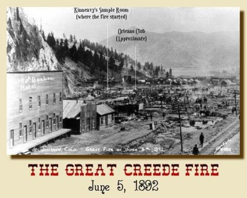 creede fire