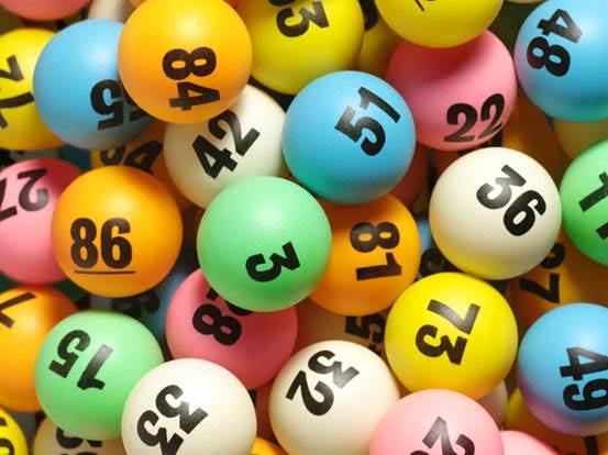 lottery balls...heh