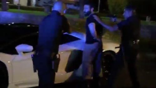 bilzerian arrested ha haaa
