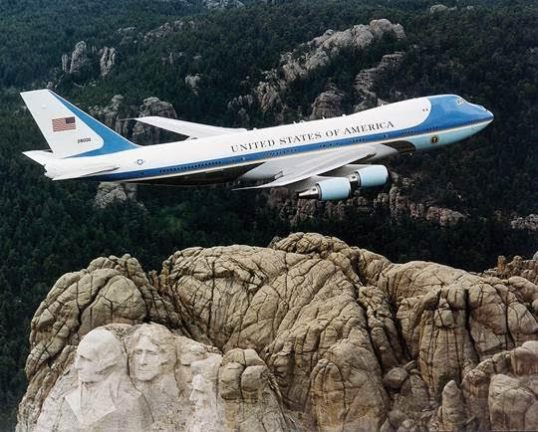 current air force one