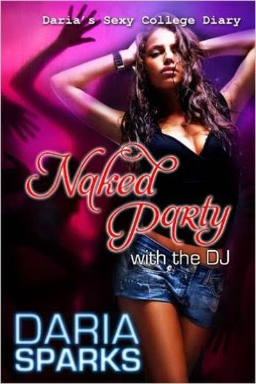 naked party with the dj