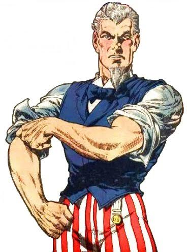 uncle sam more like uncle hell yeah