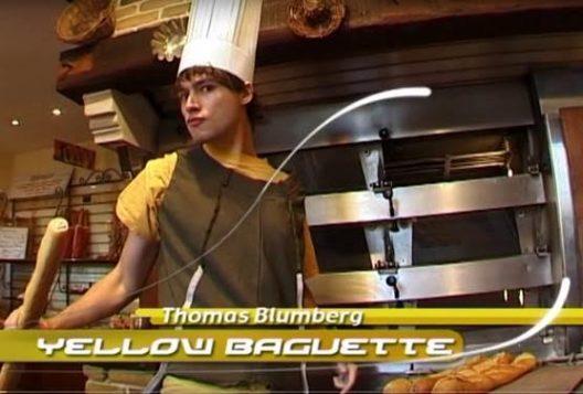 yellow baguette