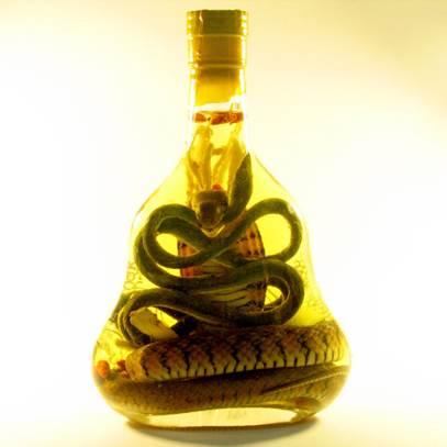 snake booze