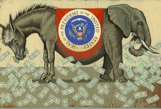 republicans-democrats-election-party