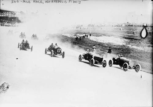 indy 500 1913