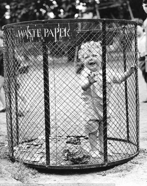 trash baby