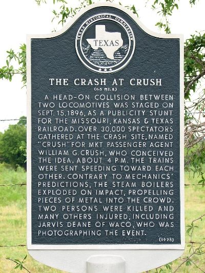 plaque for crush