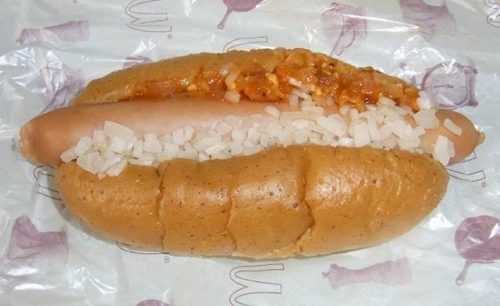 mc hot dog