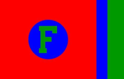 franklin flag