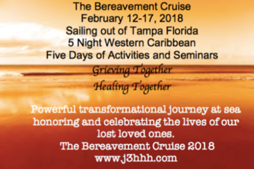 bereavement cruise