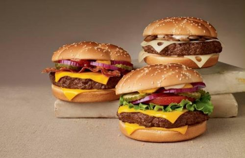 hamburgers mcdonalds