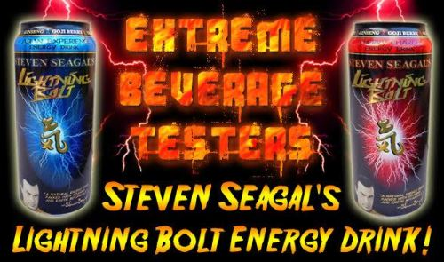 steven segal energy drink