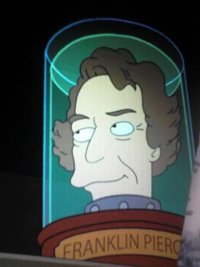 pierce futurama