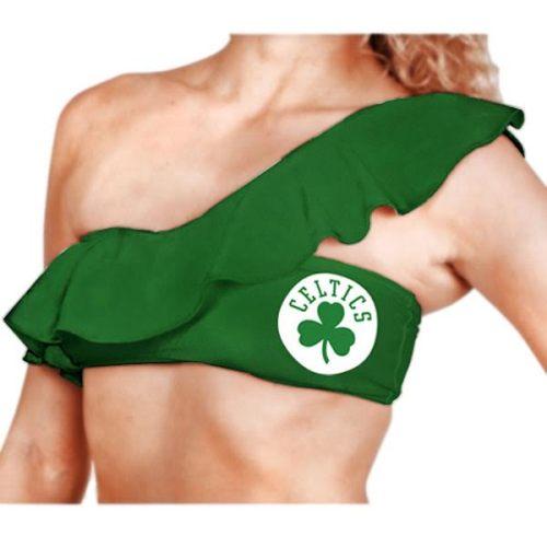 celtics bathing suit