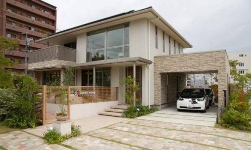 toyota house