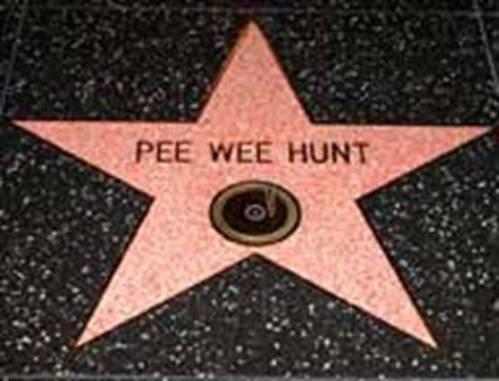 pee wee hunt