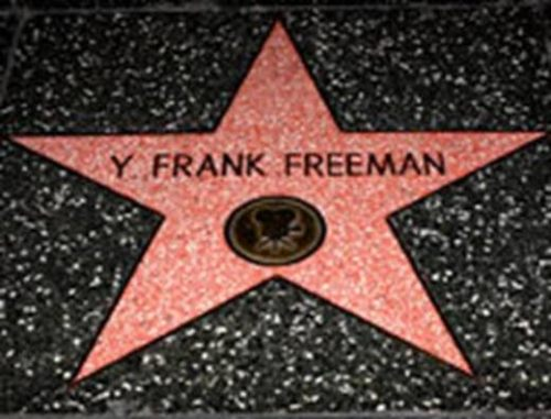 Y Frank Freeman