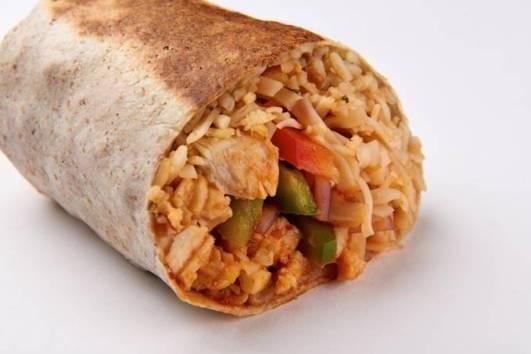 pad thai burrito