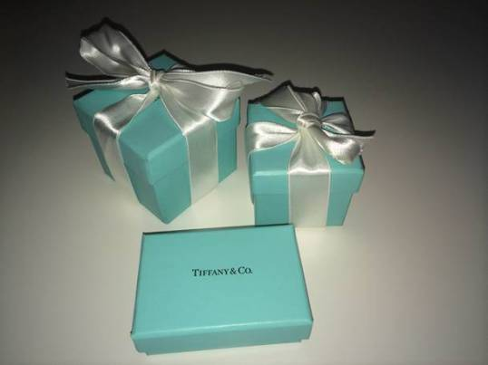 tiffany's box
