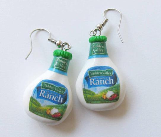 ranch earings
