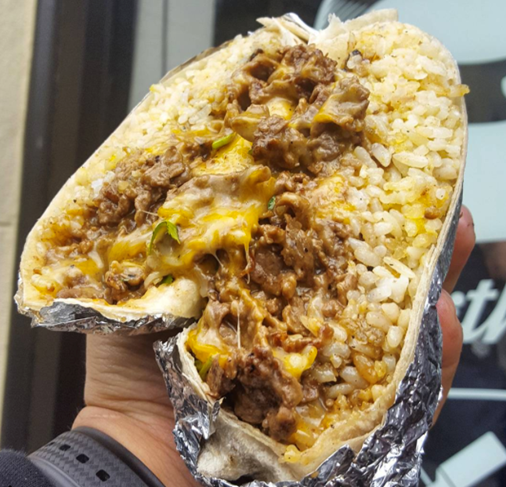 teriyaki cheesesteak