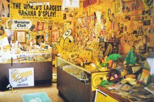 banana museum