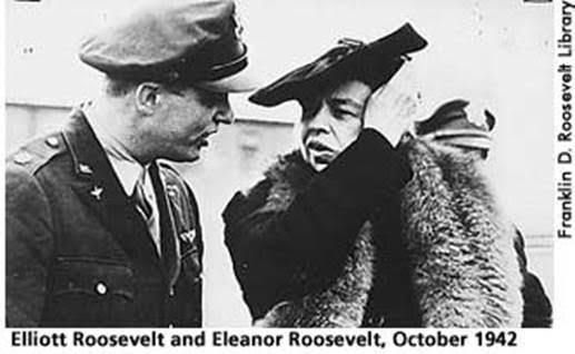 elliott and eleanor roosevelt