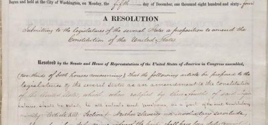 corwin amendment