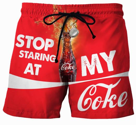 coke shorts