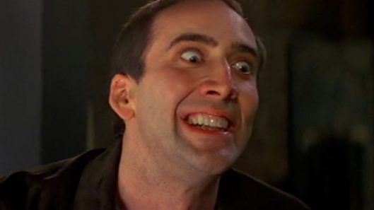 nic cage face off