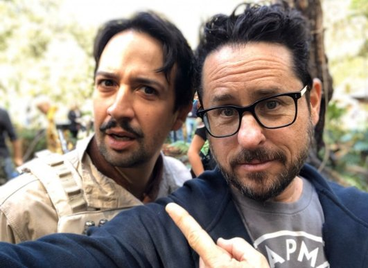 lin manuel star wars