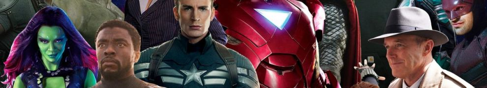 picture of Marvel heroes