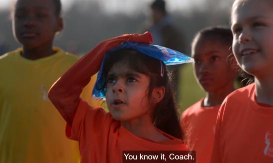 "kokoruda saying ""you know it, coach"" with ice pack on head"